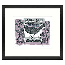 Buy Adelene Fletcher - Morning Call Framed Print, 49 x 44cm Online at johnlewis.com