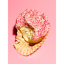 Buy House by John Lewis, Tom Schierlitz - Cupcake Unframed Print, 30 x 24cm Online at johnlewis.com