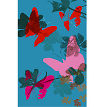 Buy House by John Lewis, Tiffany Lynch - Butterfly Love Unframed Print, 30 x 24cm Online at johnlewis.com