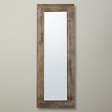 Buy Gallery Direct Stanton Rustic Mirror, 142 x 51cm Online at johnlewis.com