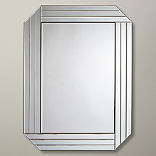 Buy John Lewis Burgate Mirror, 101 x 76cm Online at johnlewis.com