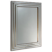 Buy Gallery Direct Chambery Mirror, Bronze, 117 x 87cm Online at johnlewis.com
