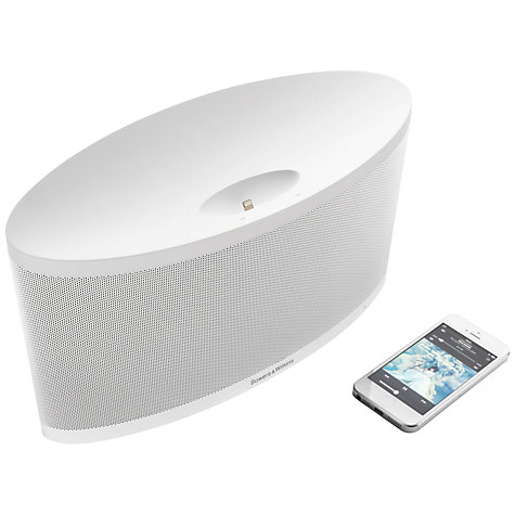 Buy Bowers & Wilkins Z2 Wireless Wi-Fi Speaker Dock with Apple AirPlay Online at johnlewis.com
