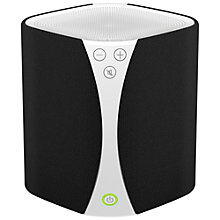 Buy Pure Jongo S3 Wireless Speaker, Piano with FREE S3 Cover, Mango Online at johnlewis.com
