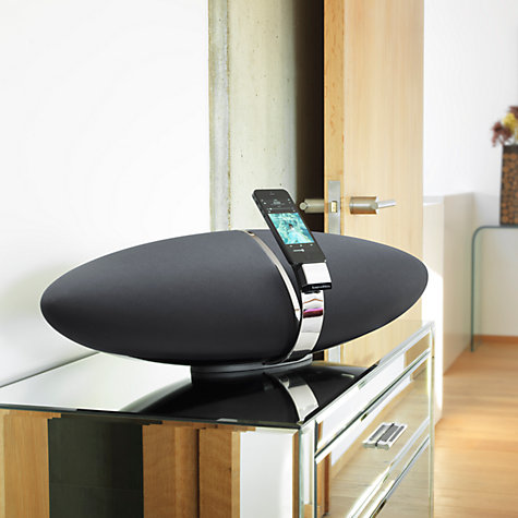 Buy B&W Zeppelin Air iPod Speaker with Apple Lightning and Apple AirPlay Online at johnlewis.com