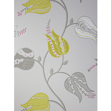 Buy Osborne & Little Isfahan Tulip Wallpaper Online at johnlewis.com