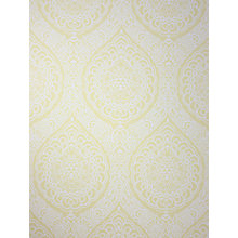 Buy Osborne & Little Rosalia Damask Wallpaper Online at johnlewis.com