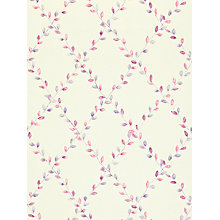 Buy Sanderson Spring Trellis Wallpaper Online at johnlewis.com