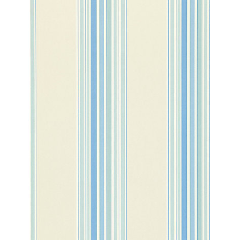Buy Sanderson Seaford Stripe Wallpaper Online at johnlewis.com