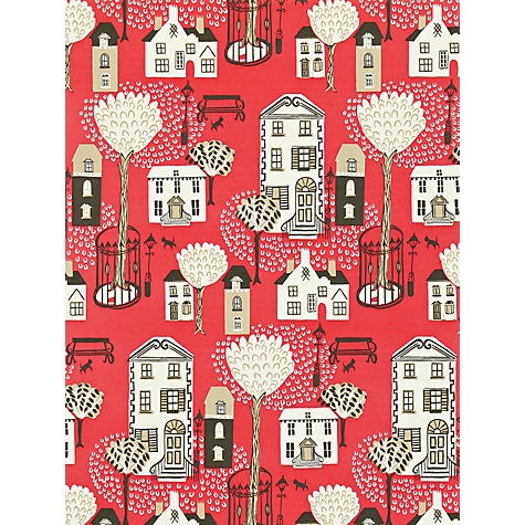 Buy Sanderson Jubilee Square Wallpaper Online at johnlewis.com