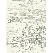 Buy Sanderson Sussex Downs Wallpaper Online at johnlewis.com