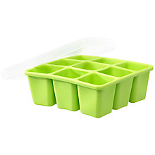 Buy Annabel Karmel by NUK Food Cube Tray with Lid Online at johnlewis.com