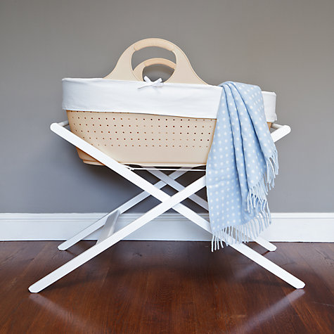 Buy Moba Moses Basket Online at johnlewis.com