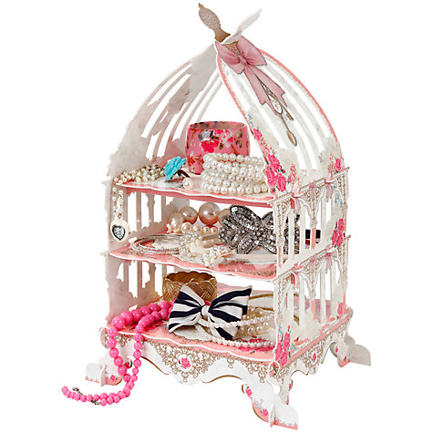 Buy Talking Tables Truly Scrumptious Bird Cage Stand, Multi Online at johnlewis.com