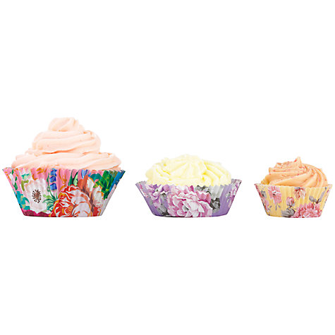 Buy Talking Tables Truly Scrumptious Cupcake Cases, Pack of 60 Online at johnlewis.com