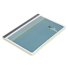 Buy John Lewis Graph Set A5 Notebook Online at johnlewis.com