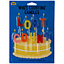 Lost Count Birthday Candles, Set of 9