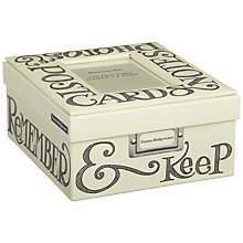 Buy Emma Bridgewater Black Toast Memory Box Online at johnlewis.com