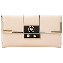 Buy Dune Enamel Lock Purse Online at johnlewis.com