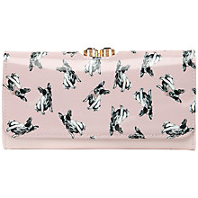 Buy Ted Baker Bobbin Matinee Purse, Baby Pink Online at johnlewis.com