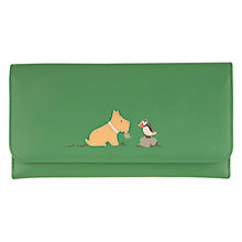 Buy Radley Catch of the Day Large Trifold Purse Online at johnlewis.com
