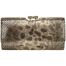 Buy Ted Baker Snake Print Matinee Purse Online at johnlewis.com
