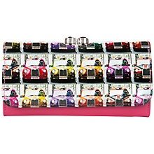 Buy Ted Baker Satu Taxi Purse, Multi Online at johnlewis.com