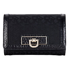 Buy DKNY Town & Country French Small Carryall Purse, Black Online at johnlewis.com