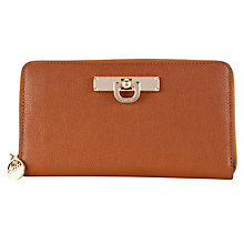 Buy DKNY Vintage Large Envelope Purse, Tan Online at johnlewis.com