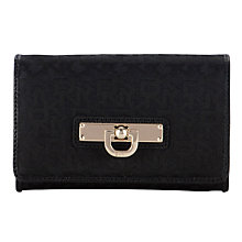 Buy DKNY Town And Country Vintage Medium Carry-All Purse, Black Online at johnlewis.com