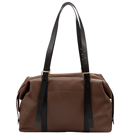 Buy Collection WEEKEND by John Lewis Barrel Handbag Online at johnlewis.com