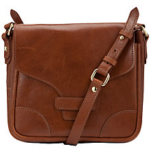 Buy Collection WEEKEND by John Lewis Rosie Mini Cross Body Handbag, Tan Online at johnlewis.com