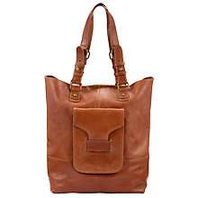Buy Collection WEEKEND by John Lewis Rosie Tote Handbag, Tan Online at johnlewis.com