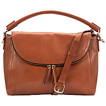 Buy COLLECTION by John Lewis Hayley Leather Shoulder Bag Online at johnlewis.com