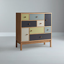 Buy Leonhard Pfeifer for John Lewis Abbeywood 6 Drawer, 3 Door Cabinet Online at johnlewis.com