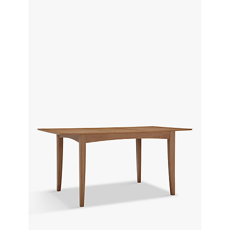 Buy John Lewis Alba 4-6 Seater Extending Dining table Online at johnlewis.com