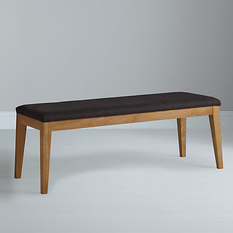 Buy House by John Lewis Stride Dining Bench Online at johnlewis.com