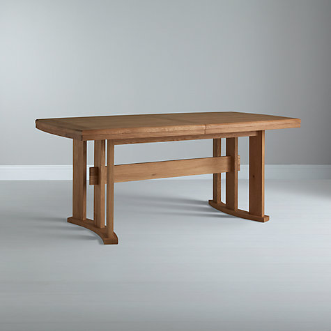 Buy John Lewis Burford Extending 6-8 Seater Dining Table Online at johnlewis.com