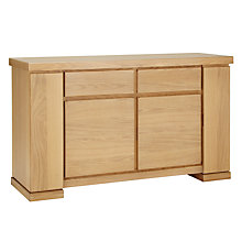 Buy John Lewis Keep 2 Drawer, 2 Door Sideboard Online at johnlewis.com