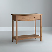 Buy John Lewis Alba Console Table Online at johnlewis.com