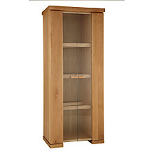 Buy John Lewis Keep Glazed Display Cabinet Online at johnlewis.com