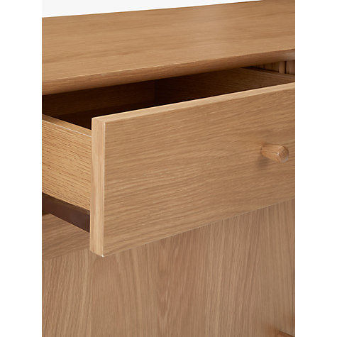 Buy John Lewis Alba Narrow Sideboard Online at johnlewis.com