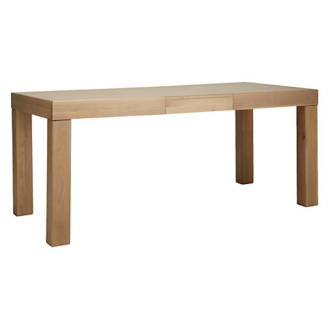 Buy John Lewis Keep 6-8 Seater Extending Dining Table Online at johnlewis.com