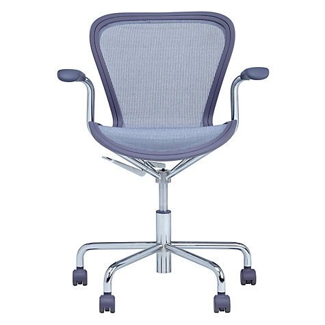 Buy Magis Annett Office Chair, Purple Online at johnlewis.com