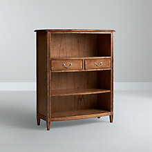 Buy John Lewis Cameo Bow Fronted Bookcase Online at johnlewis.com