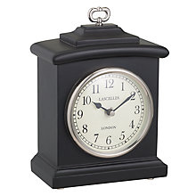 Buy Lascelles Carriage Clock, Black Online at johnlewis.com
