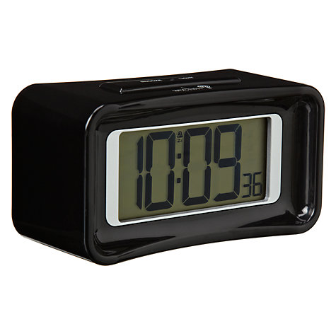 Buy Acctim Guardia Radio Controlled Alarm Clock Online at johnlewis.com