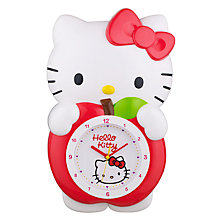 Buy Hello Kitty Pendulum Wall Clock Online at johnlewis.com