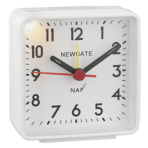 Buy Newgate Nap Alarm Clock Online at johnlewis.com