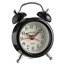 Buy Newgate Mini Bell Alarm Clock Online at johnlewis.com
